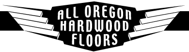 All Oregon Hardwood Floors Logo